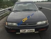 Xe Honda Accord năm sản xuất 1990, màu xám, nhập khẩu, giá chỉ 49 triệu