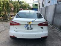 Cần bán lại xe Kia K3 2.0AT năm 2014, màu trắng