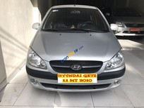 Bán Hyundai Getz 1.1MT sản xuất 2010, màu bạc, nhập khẩu nguyên chiếc còn mới