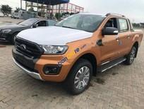 Bán Ford Ranger Wildtrak năm sản xuất 2018, nhập khẩu nguyên chiếc, giá tốt