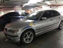Cần bán gấp BMW 3 Series 318i năm sản xuất 2003, màu bạc, xe nhập, 195tr