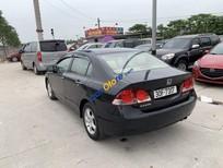 Bán Honda Civic 1.8AT sản xuất năm 2007, màu đen