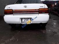 Bán Toyota Corolla sản xuất 1993, màu trắng, nhập khẩu, giá tốt