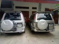 Cần bán lại xe Mitsubishi Jolie SS 2003, màu bạc