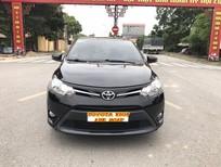 Cần bán Toyota Vios 1.5E 2017, màu đen