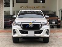 Cần bán gấp Toyota Hilux 2.8 G Platinum năm 2018, màu trắng, nhập khẩu nguyên chiếc