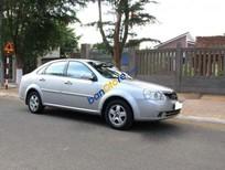 Bán ô tô Daewoo Lacetti EX năm 2009, màu bạc