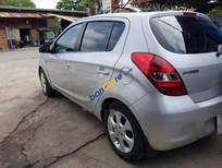 Cần bán lại xe Hyundai i20 AT sản xuất năm 2012, màu bạc, nhập khẩu