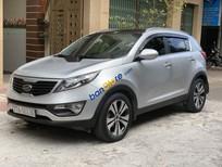 Bán Kia Sportage năm sản xuất 2011, màu bạc, nhập khẩu, giá tốt