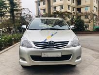 Cần bán gấp Toyota Innova G năm sản xuất 2010 chính chủ, giá 369tr