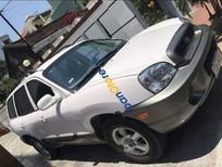 Bán xe Hyundai Santa Fe 2004, màu trắng