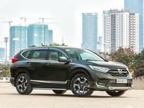 Cần bán gấp Honda CR V L năm 2019, màu đen, xe nhập