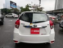 Cần bán lại xe Toyota Yaris G sản xuất 2017, màu trắng, nhập khẩu nguyên chiếc giá cạnh tranh