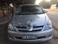 Cần bán lại xe Toyota Innova J sản xuất năm 2008, màu bạc, 258 triệu