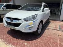 Cần bán gấp xe cũ Hyundai Tucson năm 2010, màu trắng
