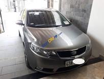 Cần bán gấp Kia Cerato 1.6 AT 2009, màu xám, nhập khẩu