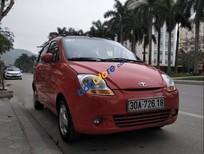 Bán Daewoo Matiz Joy 2009, màu đỏ, xe nhập