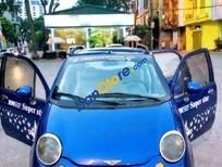 Bán xe Daewoo Matiz SE năm 2004, màu xanh, đẹp xuất sắc, chưa từng sang tên