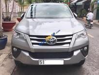 Cần bán Toyota Fortuner AT 2010, nhập khẩu