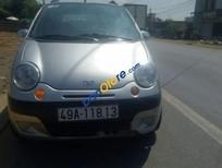 Bán xe cũ Daewoo Matiz MT sản xuất 2003, màu bạc