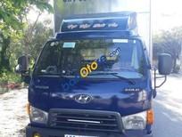 Cần bán Hyundai Gold sản xuất 2009, màu xanh lam, 345 triệu