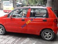 Bán xe cũ Daewoo Matiz MT SE sản xuất năm 2004, màu đỏ