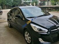 Bán Hyundai Accent Blue 2013, màu đen, xe nhập