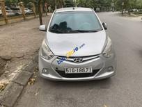 Bán xe cũ Hyundai Eon đời 2012, màu bạc, xe nhập,