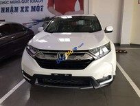 Cần bán xe Honda CR V L sản xuất năm 2019, màu trắng, xe nhập