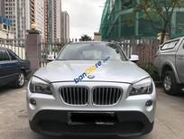 Bán BMW X1 sản xuất 2012, màu bạc