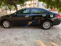 Cần bán xe Toyota Camry 2.4AT sản xuất 2012, màu đen