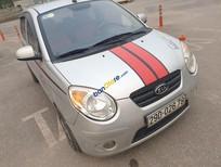 Bán xe Kia Morning Van sản xuất 2010, màu bạc, nhập khẩu số tự động
