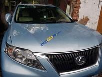 Cần bán lại xe Lexus RX 350 sản xuất năm 2009, nhập khẩu nguyên chiếc