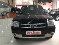Bán Ford Everest sản xuất 2008, màu đen số tự động