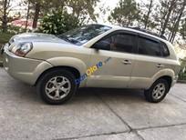 Cần bán gấp Hyundai Tucson sản xuất 2010, xe nhập xe gia đình