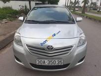 Cần bán xe Toyota Vios Limo năm sản xuất 2009, màu bạc, 235tr