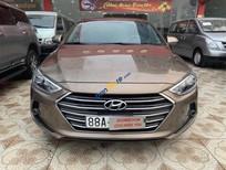 Cần bán gấp Hyundai Elantra 1.6 AT sản xuất 2016, màu nâu