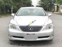 Cần bán Lexus LS 460 năm sản xuất 2006, màu bạc, 980 triệu