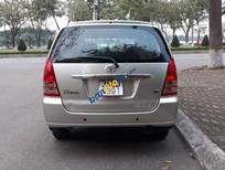 Bán Toyota Innova G sản xuất năm 2007, màu bạc