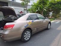 Cần bán Toyota Camry 2.4 năm 2008, màu vàng chính chủ, giá 500tr