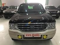 Bán Ford Everest năm sản xuất 2007, màu đen
