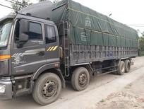 Bán xe Thaco Auman 4 chân thùng dài 9,7m, cao 4m, lốp mới cả giàn