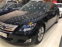 Bán ô tô Lexus LS LS600HL năm sản xuất 2011, màu đen, nhập khẩu nguyên chiếc số tự động