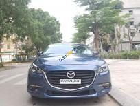 Cần bán lại xe Mazda 3 1.5 Fl năm 2018, màu xanh lam