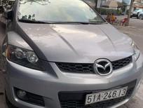 Bán xe Mazda CX 7 GT AWD sản xuất năm 2006, màu bạc, nhập khẩu