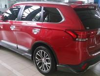 Bán ô tô Mitsubishi Outlander sản xuất 2019, màu đỏ, nhập khẩu