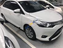 Bán ô tô Toyota Vios G sản xuất 2017, màu trắng