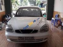 Bán Daewoo Nubira năm 2001, màu trắng, nhập khẩu giá cạnh tranh