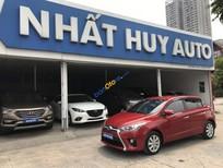 Cần bán gấp Toyota Yaris 1.3G năm 2015, màu đỏ, xe nhập số tự động