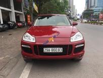 Bán xe Porsche Cayenne GTS sản xuất 2009, màu đỏ, nhập khẩu